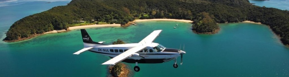 Scenic flight booking software