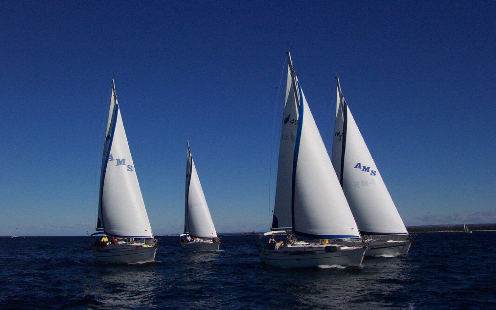 Sailing School bookings software