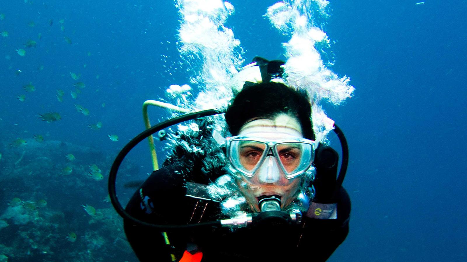 Scuba Diving Booking Software