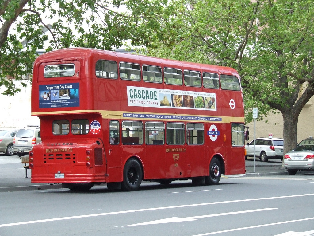 Bus tours booking software